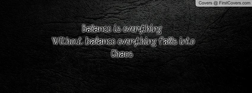 Balance: Love &Life