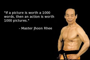An Action is worth 1000 pictures