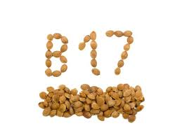 Vitamin B-17???? What's that?